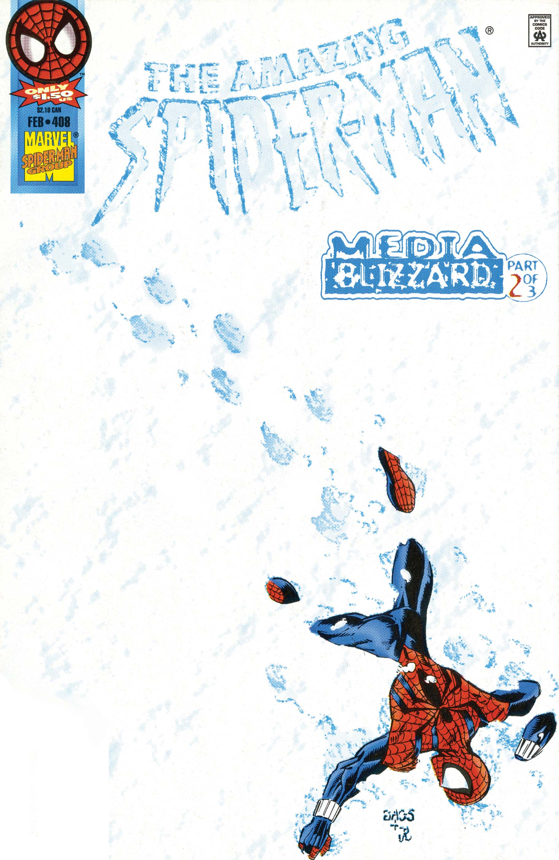 The Amazing Spider-Man (1963) #408