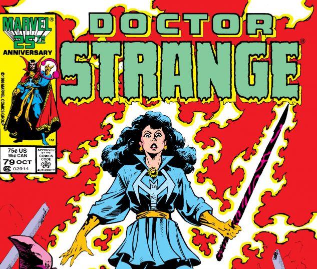 DR. STRANGE (1974) #79