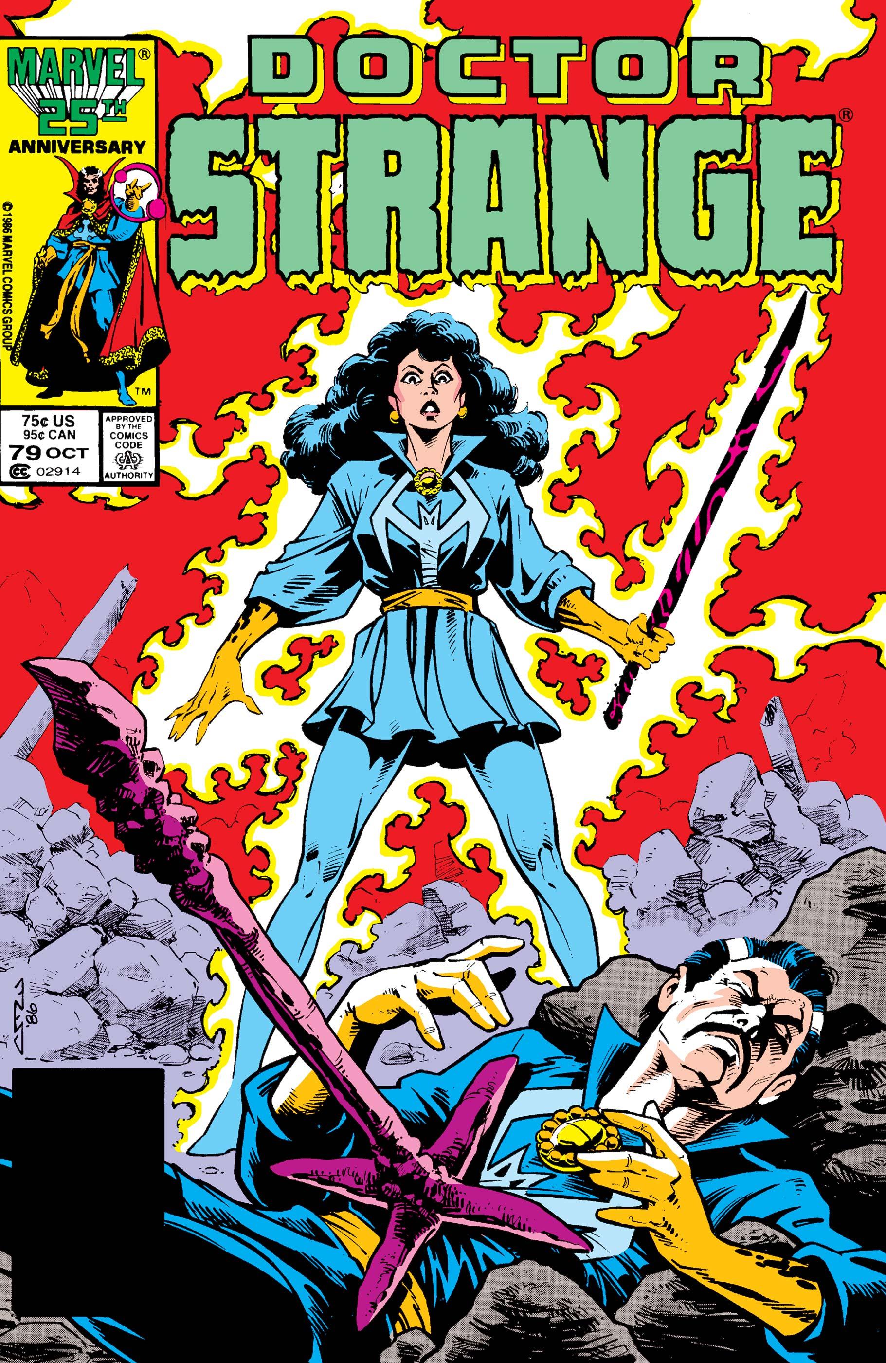 Doctor Strange (1974) #79