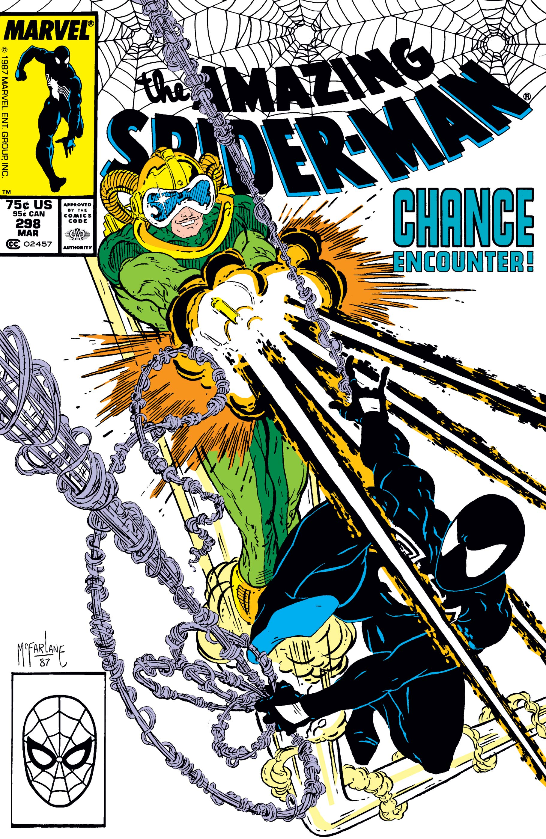 The Amazing Spider-Man (1963) #298