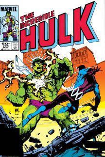 Incredible Hulk #295