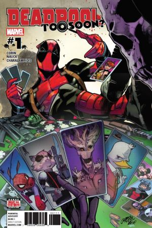 Deadpool: Too Soon? (2016) #1