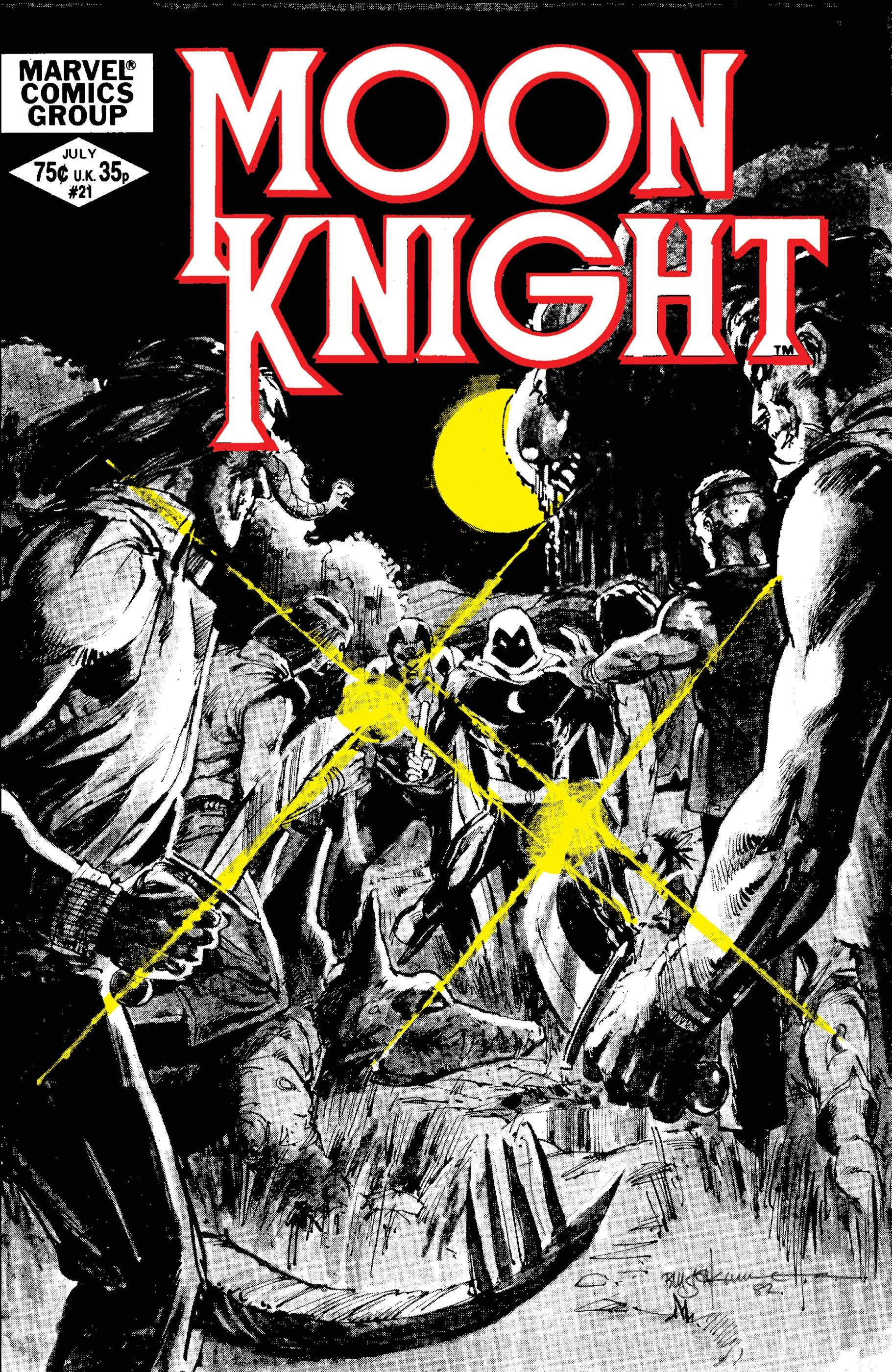 Moon Knight (1980) #21