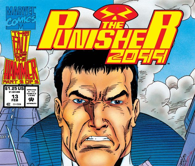 Punisher 2099 (1993) #13