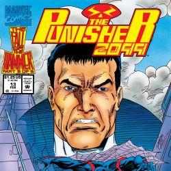 Punisher 2099 (1993) #13