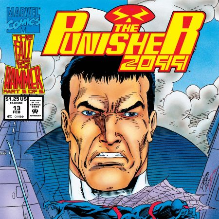 Punisher 2099 (1993)