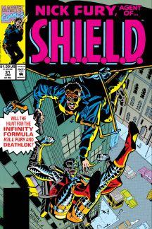 Nick Fury, Agent of S.H.I.E.L.D. #31