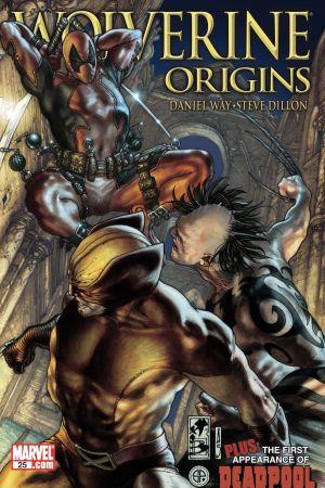 Wolverine Origins (2006) #25