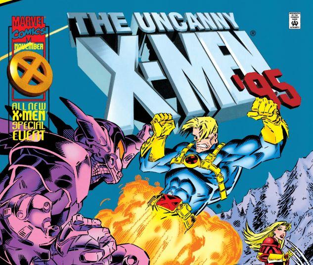 UNCANNY X-MEN ANNUAL (1995) #1