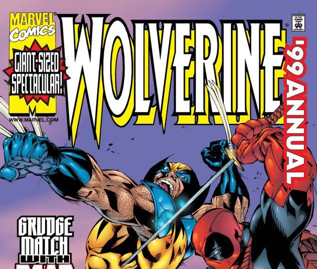 Wolverine Annual (1999) #1