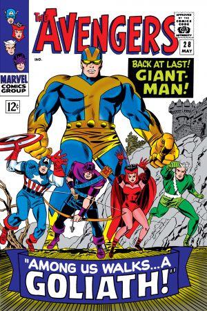 Avengers (1963) #28