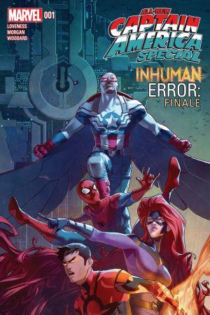 Captain America Special (2015) #1