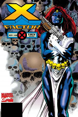 X-Factor (1986) #108