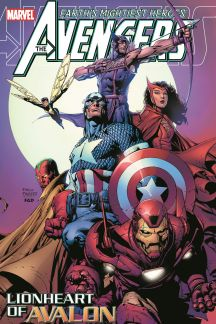 Avengers Vol. 4: Lionheart of Avalon (Trade Paperback)