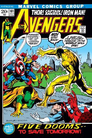 Avengers (1963) #101