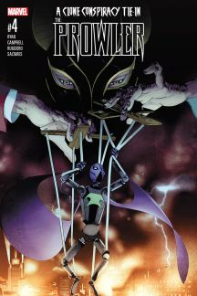 Prowler (2016) #4