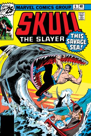 Skull the Slayer #6