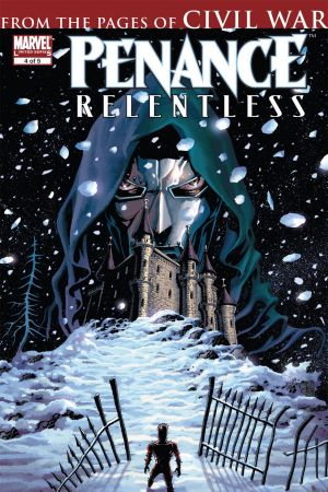 Penance: Relentless (2007) #4