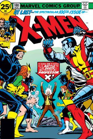 Uncanny X-Men #100