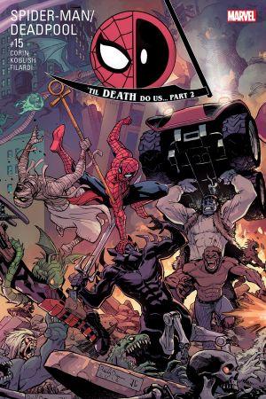Spider-Man/Deadpool (2016) #15