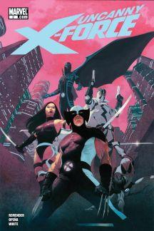 Uncanny X-Force (2010) #2