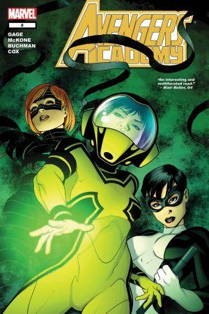 Avengers Academy (2010) #8
