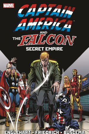 Captain America and The Falcon: Secret Empire (Trade Paperback)