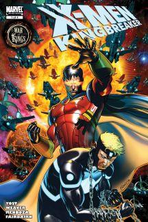 X-Men: Kingbreaker (2008) #1