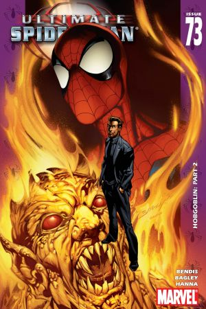 Ultimate Spider-Man #73