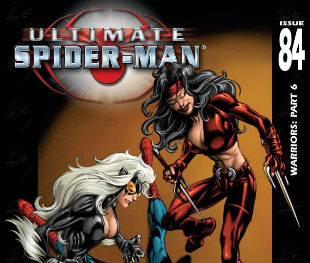 ULTIMATE SPIDER-MAN (2000) #84