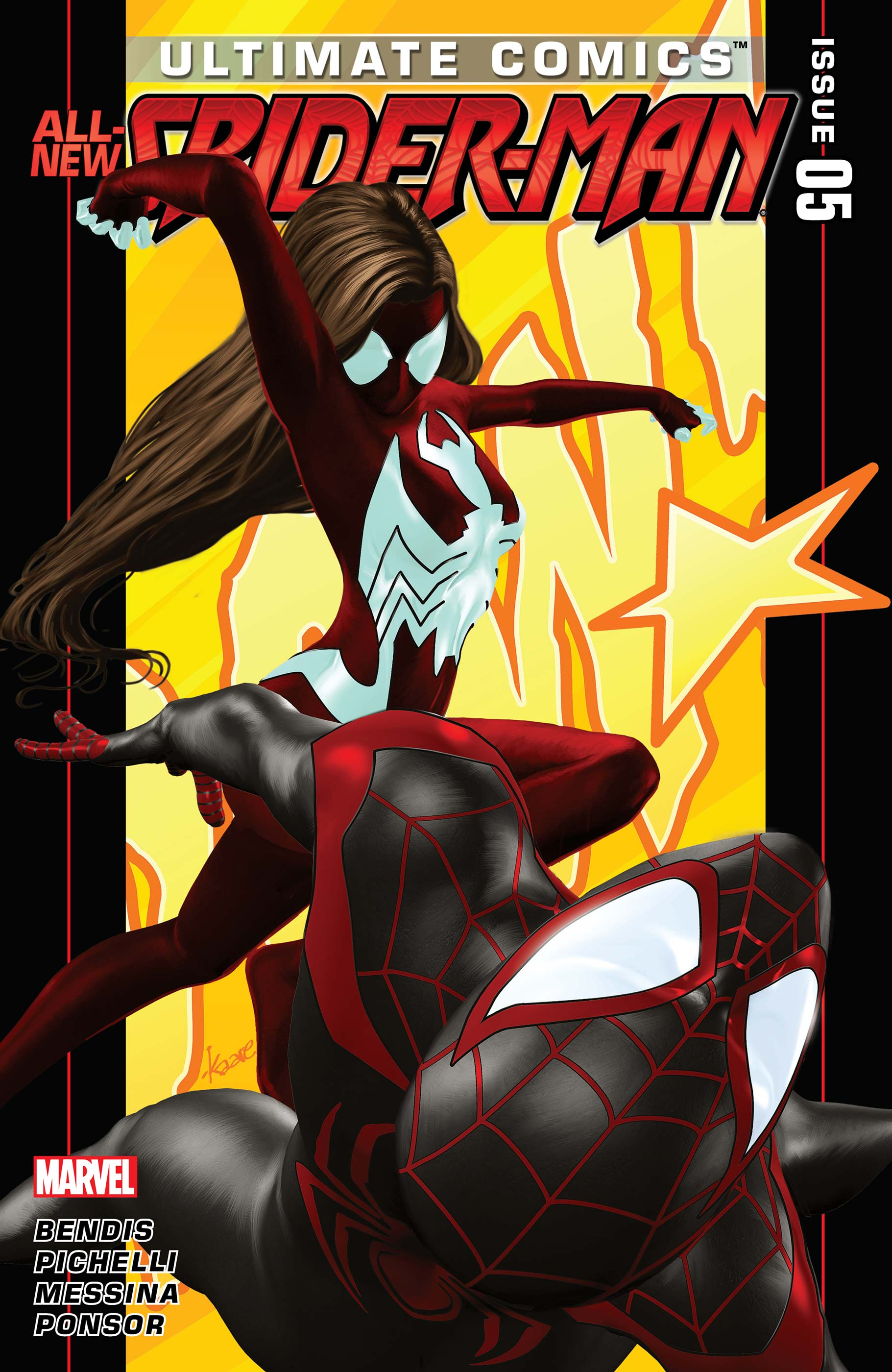 Ultimate Comics Spider-Man (2011) #5