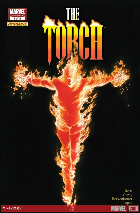 The Torch (2009) #1