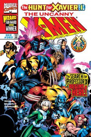 Uncanny X-Men (1963) #362