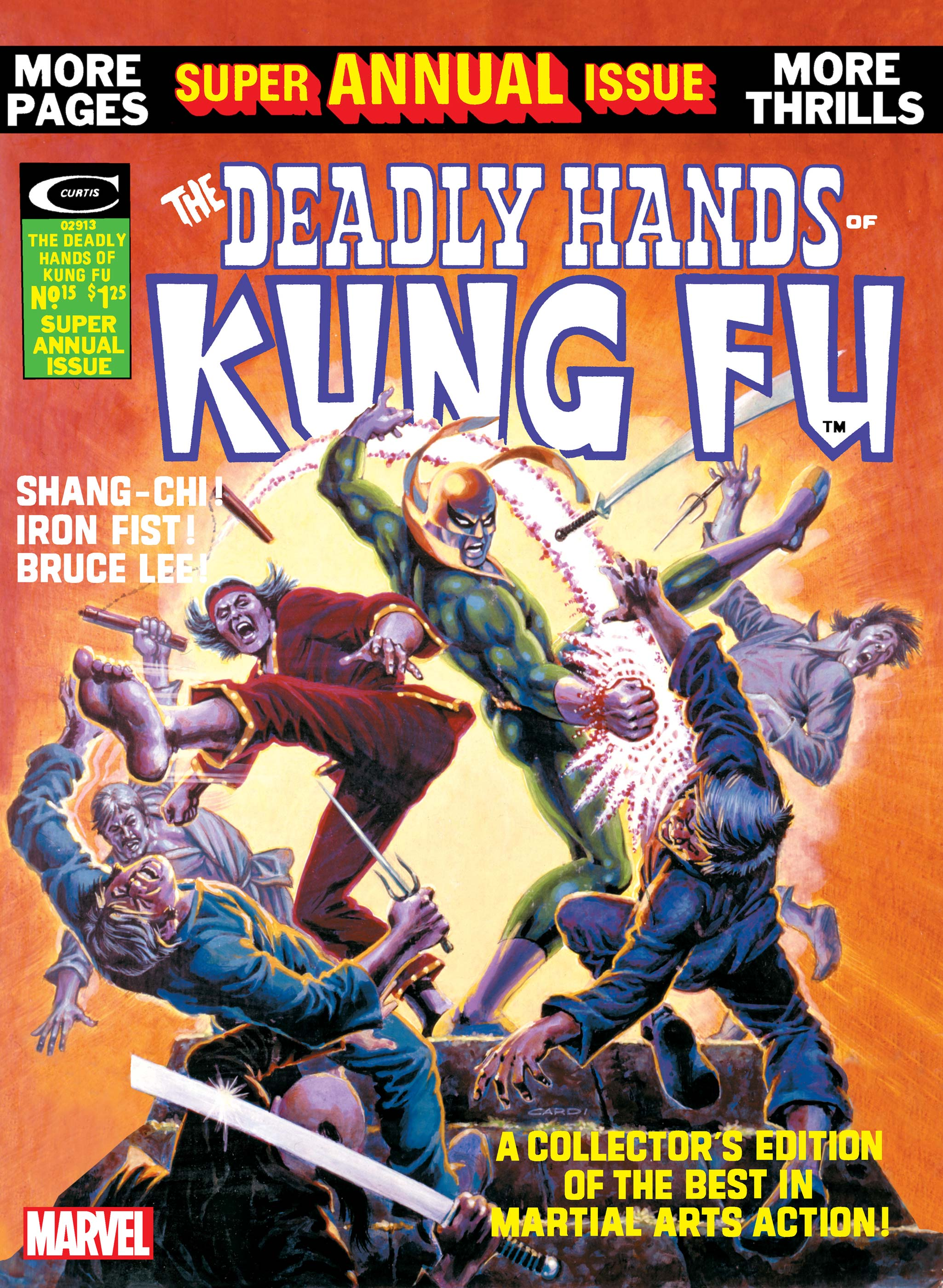 Deadly Hands of Kung Fu (1974) #15
