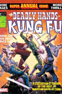 Deadly Hands of Kung Fu #15