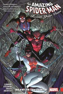 Amazing Spider-Man: Renew Your Vows Vol. 1: Brawl In The Family (Trade Paperback)