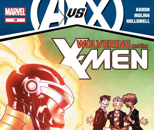 WOLVERINE & THE X-MEN (2011) #18