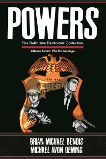 Powers: The Definitive Hardcover Collection Vol. 7 - The Bureau Saga (Hardcover)