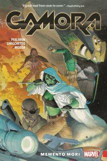 Gamora: Memento Mori (Trade Paperback)