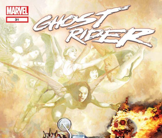 Ghost Rider (2006) #31