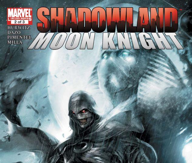 SHADOWLAND: MOON KNIGHT (2010) #2