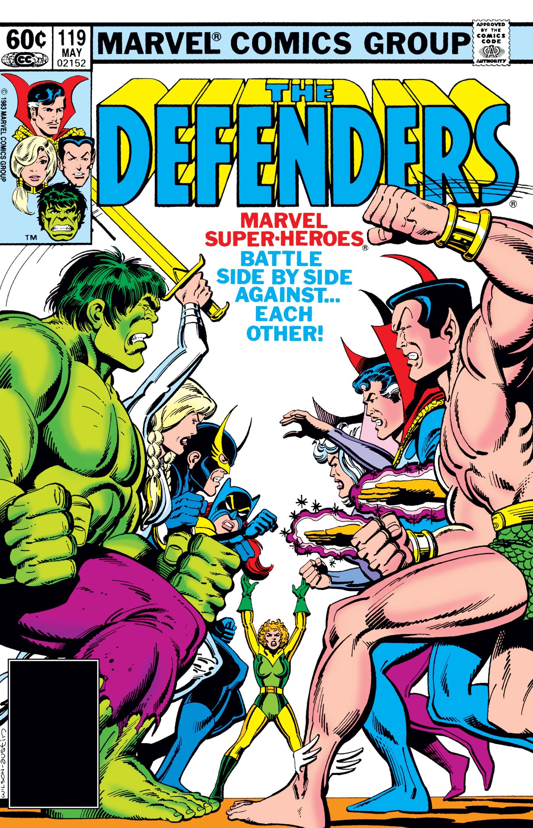 Defenders (1972) #119