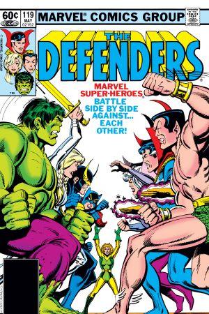 Defenders #119