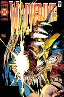 Wolverine #89