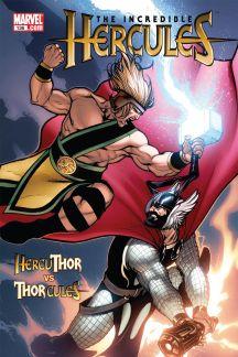 Incredible Hercules (2008) #136