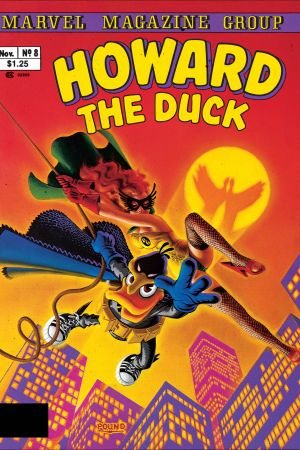 Howard the Duck (1979) #8