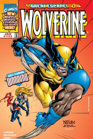 Wolverine #133