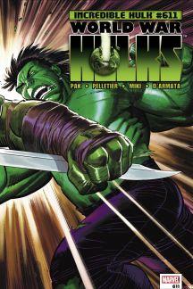 Incredible Hulks #611