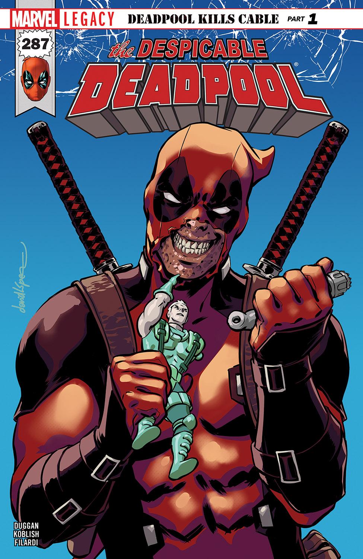 Despicable Deadpool (2017) #287