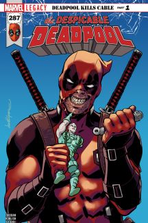 Despicable Deadpool (2017) #287